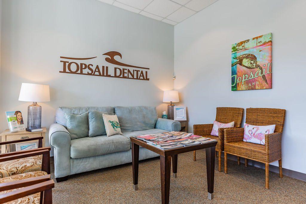 dentist topsail island